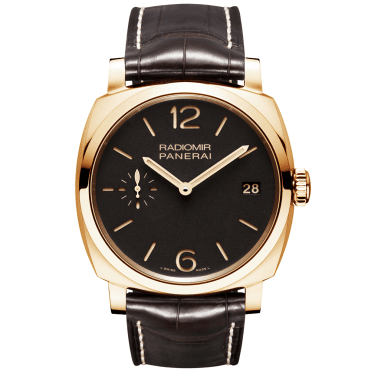 Radiomir 1940 3 Days Oro Rosso Manual-Wind Men's Watch