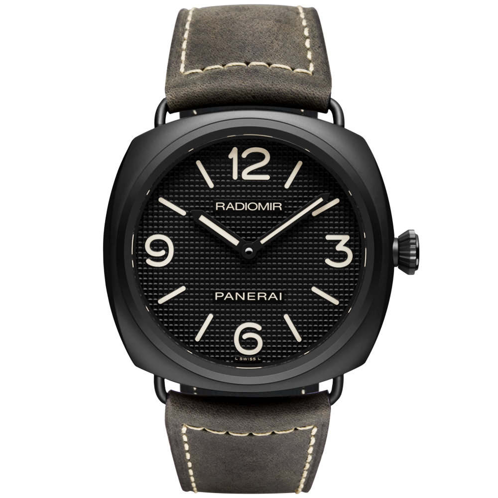 ceramic certified luminor panerai watch men day black automatic reserve mens that watches s gmt hours blog impress luxury leather dial power days review