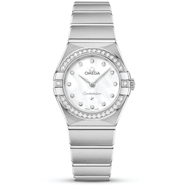 16530165e16 Constellation Manhattan 25mm Diamond Dial and Bezel Ladies Watch
