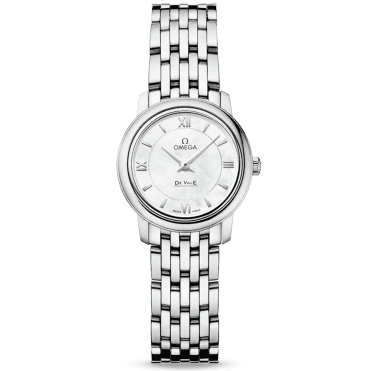 De Ville Prestige Mother Of Pearl Dial Ladies Watch