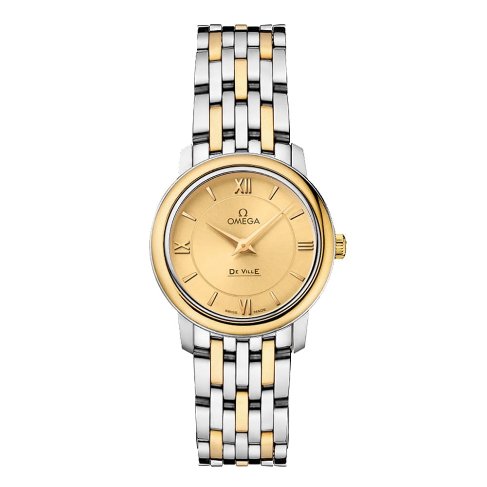 2019 year for lady- Watches Omega ladies gold pictures
