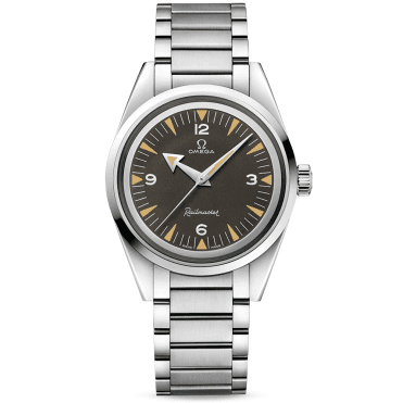 Railmaster 38mm Master Chronometer Men's Automatic Watch