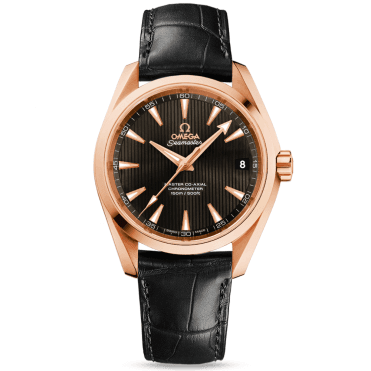 Seamaster Aqua Terra 35.5mm 18ct Red Gold Automatic Watch