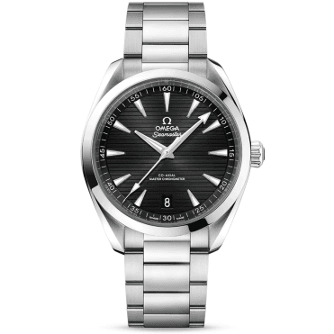 Seamaster Aqua Terra 41mm Black Dial Men's Automatic Bracelet Watch