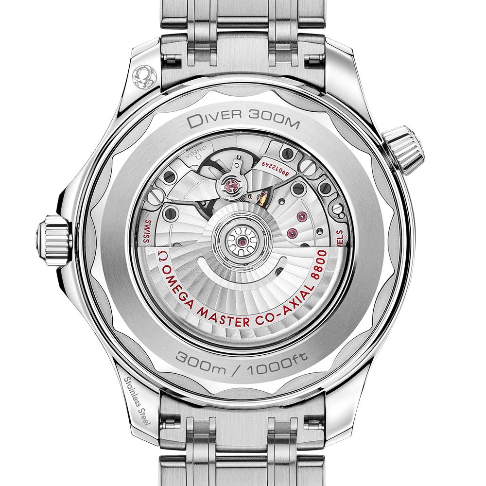 Seamaster Diver 300m 42mm Grey Dial Men's Bracelet Watch