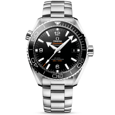 Seamaster Planet Ocean 600m 43.5mm Black Dial & Bezel Watch