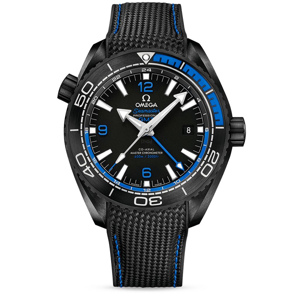 a7c3519dea0 Omega Seamaster Planet Ocean Deep Black 215.92.46.22.01.002 Watch