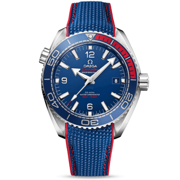 Seamaster Pyeongchang 2018 Winter Olympics Limited Edition Watch