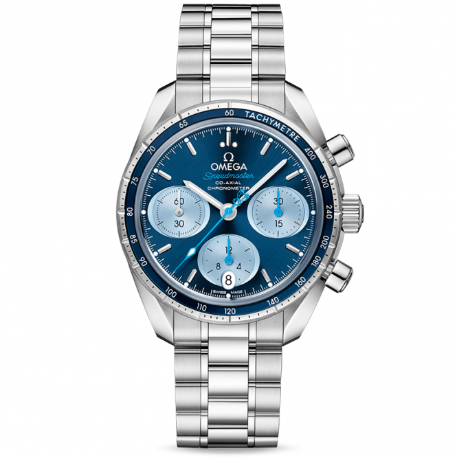 Omega Speedmaster 38mm Orbis Edition Automatic Chronograph Watch