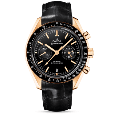 Speedmaster Moonwatch 44.25mm 18ct Orange Gold Men's Watch