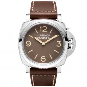 Panerai Radiomir Base Logo 45mm Black Dial Manual Wind Watch Pam00753