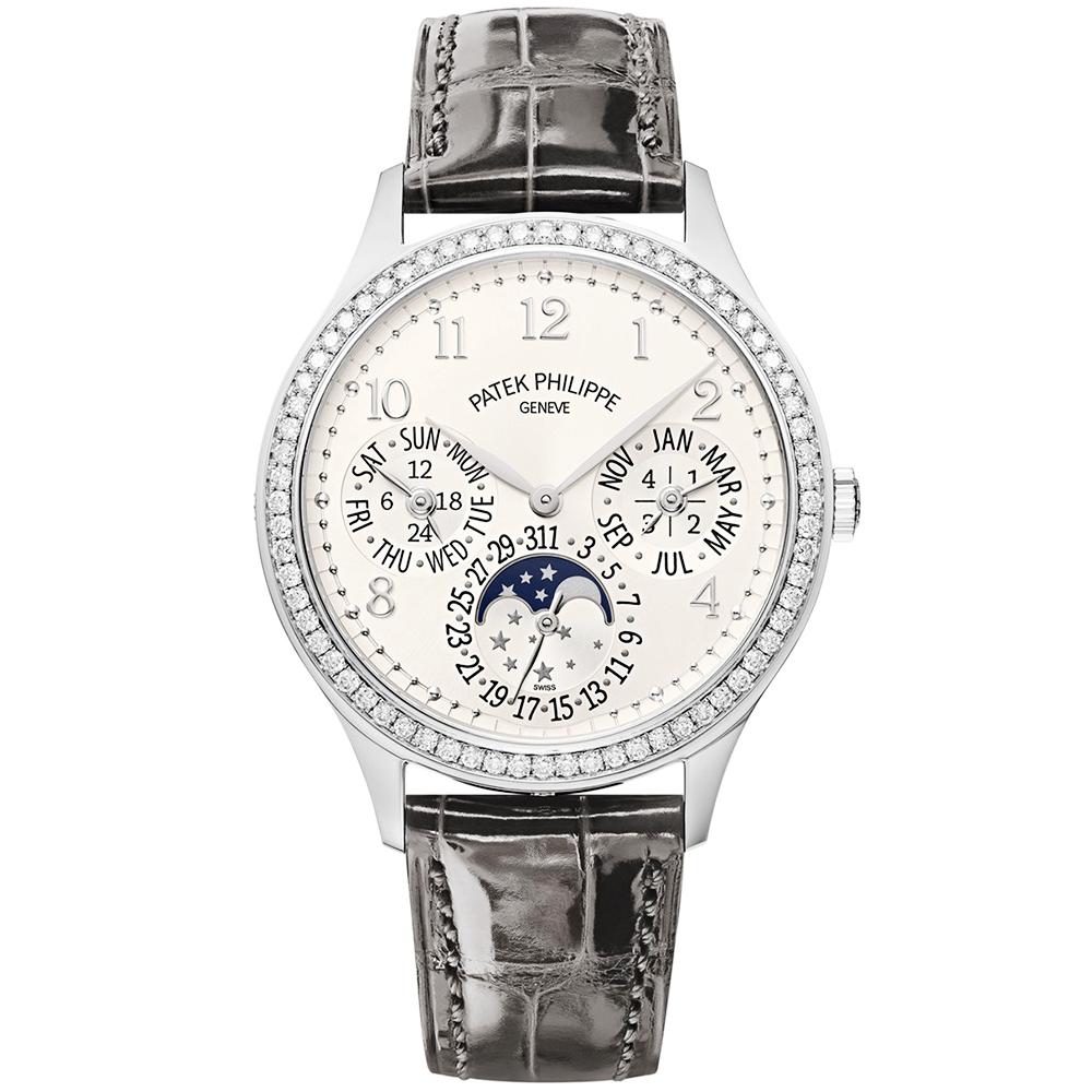 dcee3ebd509 Patek Philippe Grand Complications Perpetual Calendar Watch 7140G