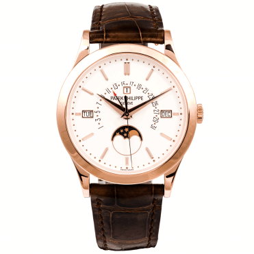 Grand Complications 18ct Rose Gold Men's Automatic Watch