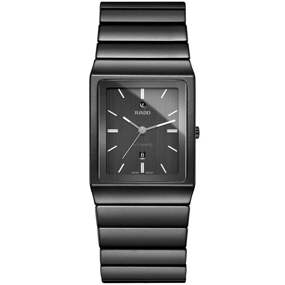e5645891b Ceramica High-Tech Ceramic Large Automatic Men's Bracelet Watch
