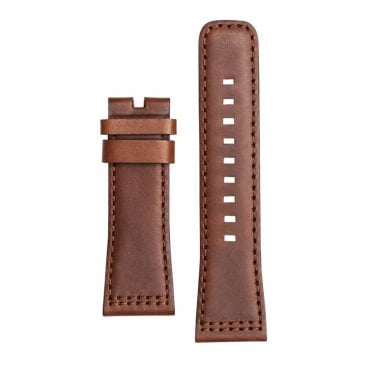 P2/01 Light Brown Calf Leather Watch Strap