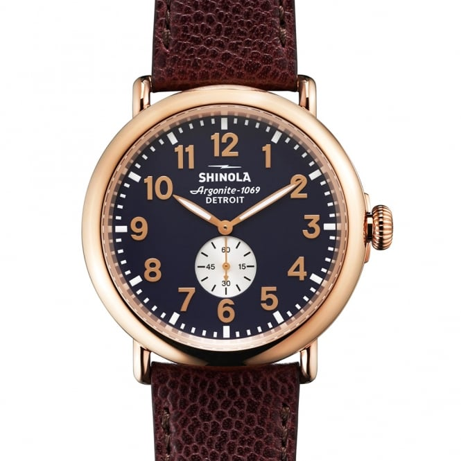 eb6afd074fe Find every shop in the world selling shinola runwell gold pvd ...