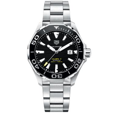 d96ee73046e Aquaracer 300m Black Dial   Ceramic Bezel Automatic Watch · TAG Heuer ...