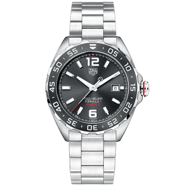 Formula 1 43mm Anthracite Dial Men's Automatic Watch