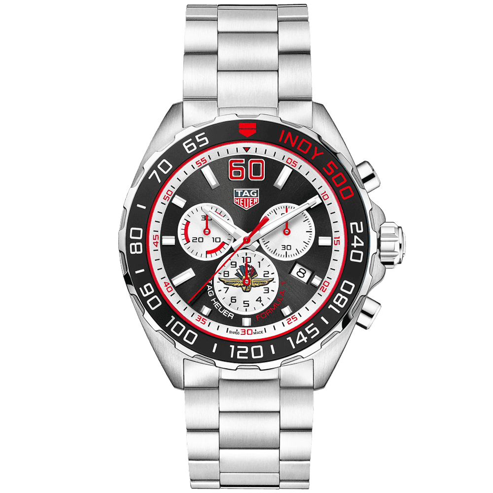 Formula 1 43mm Indy 500 Limited Edition Chronograph Watch