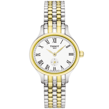 Bella Ora Piccola Steel & Yellow Gold PVD Ladies Bracelet Watch