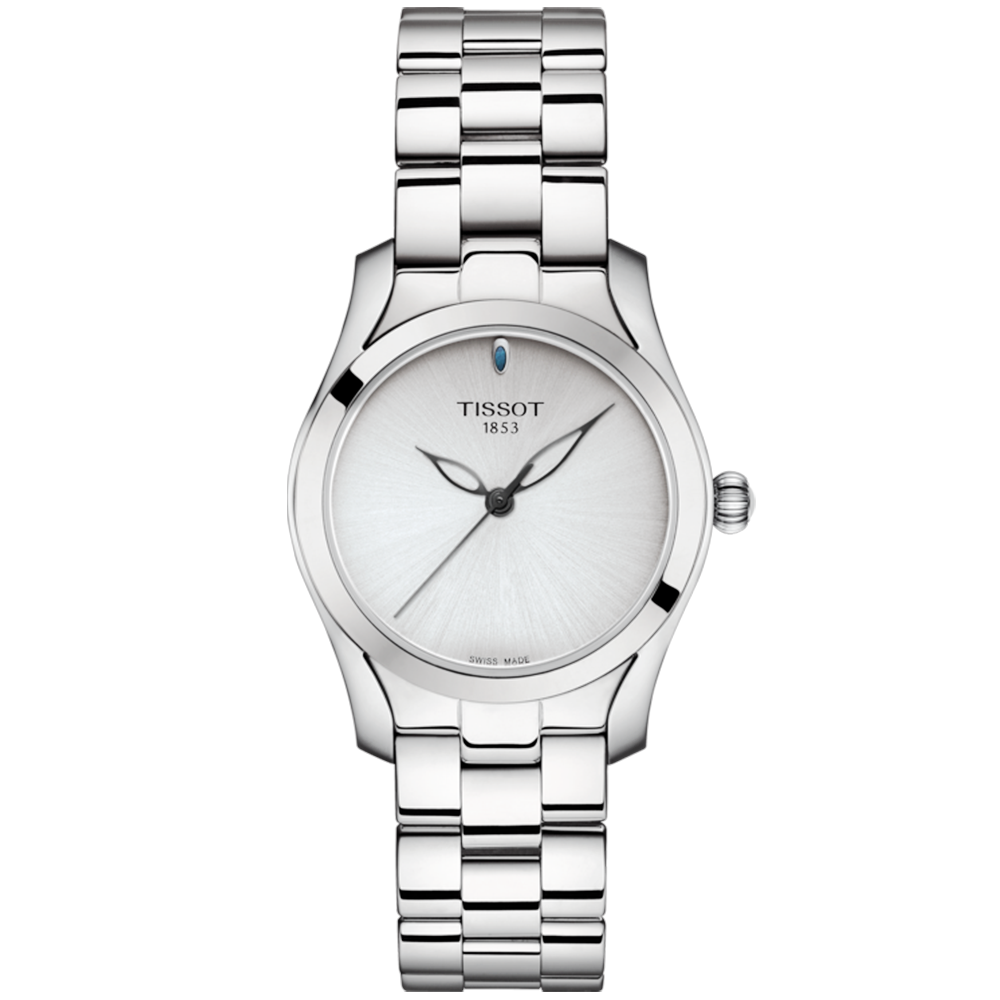 promesse main with watches essential diamond dial watch mercier on white steel bracelet and in baume