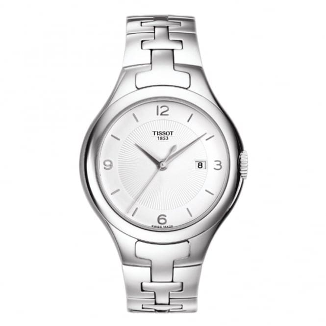 Tissot Silver Tissot T12 Steel And Silver