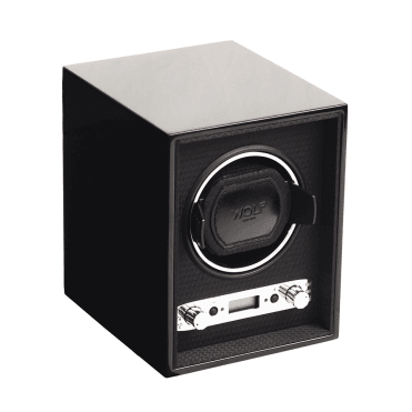 Meridian Piano Black Single Watch Winder